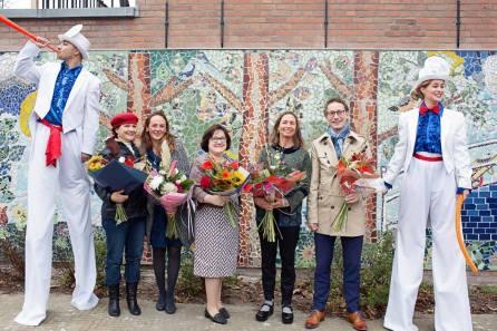 Unveiling Delft Mama